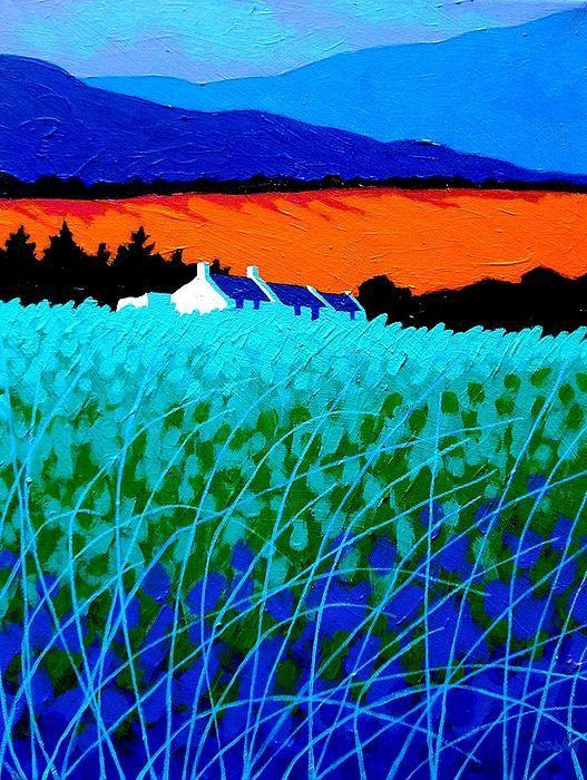 Beeldaspect kleur kleurcontrast dit is een contrast tussen warme rood en koude kleuren for Warme of koude kleur