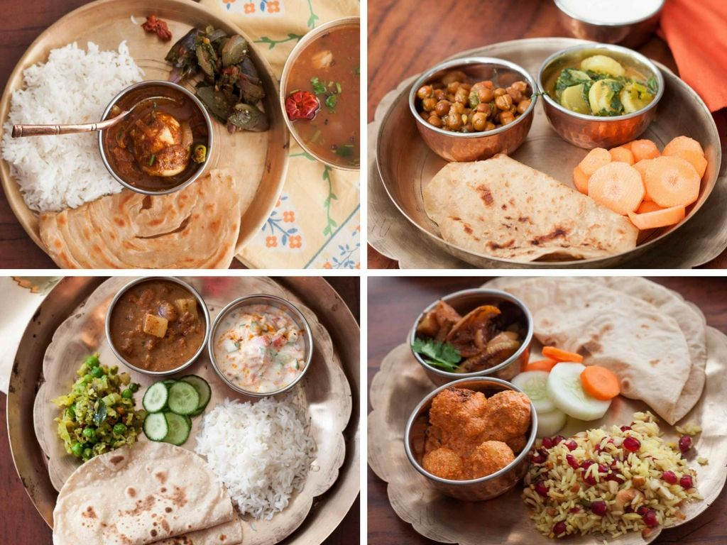 5 Indian Style Healthy Lunch Dinner Plate Ideas Healthy Dinner Recipes Fast Healthy Dinner Healthy Dinner