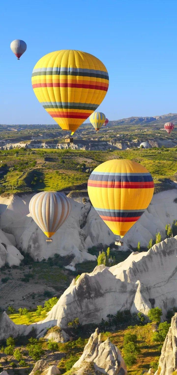 Amazing Hot Air Balloon Rides Ding Manman 1/6 Serengeti