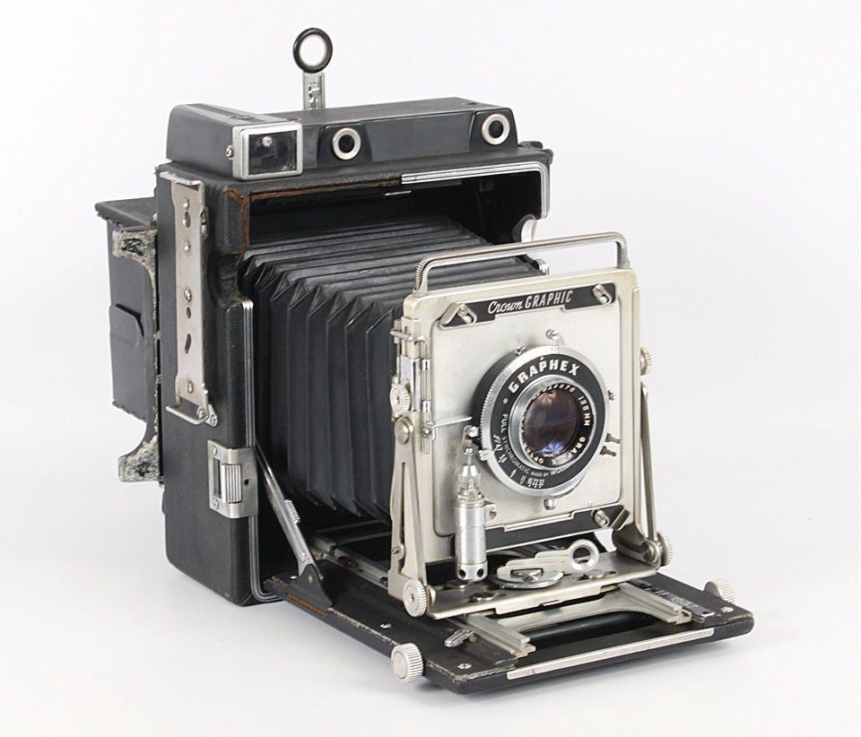 Vintage calumet 4x5 cameras hope, you
