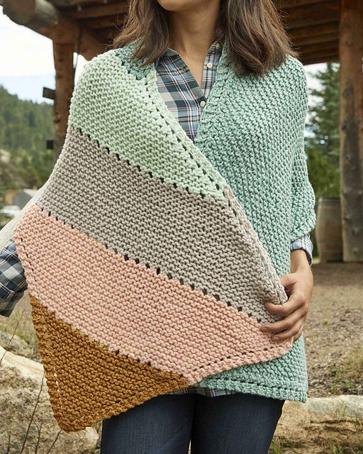 Would Be A Quick Pattern To Knit With Briggs Little Super Bulky