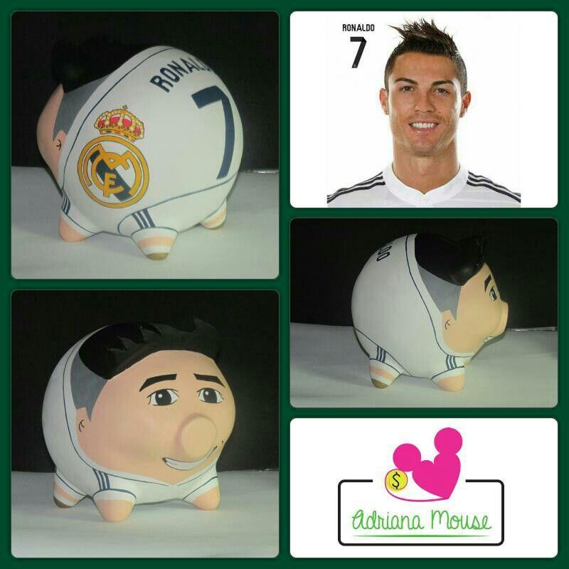 Ronaldo del Real Madrid