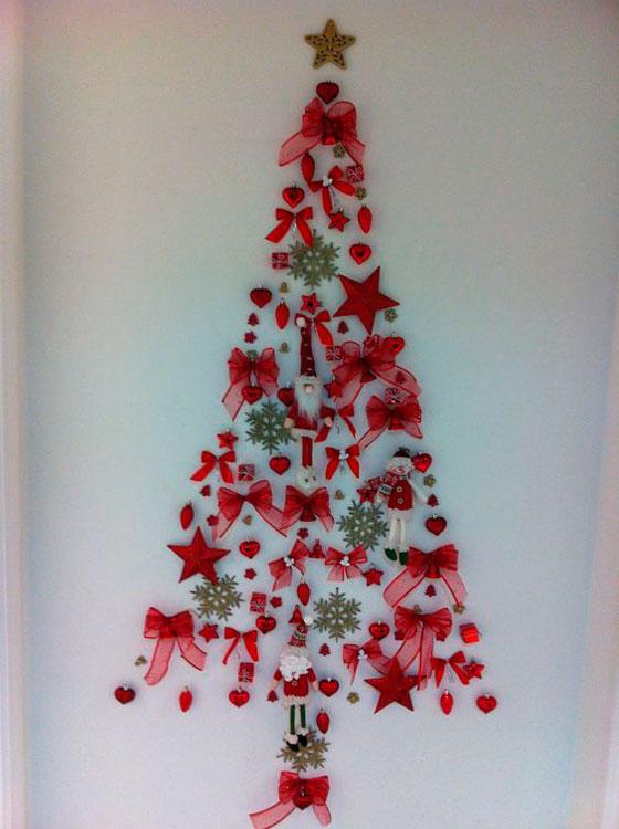 Natal » Árvore de Natal é Tudo Igual? Essas 60 Inspirações Vão Fazer Você Repensar Essa Ideia!
