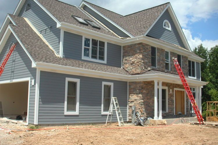 SIDING INSTALLED BY EXPERTS  Ann Arbor, Michigan
