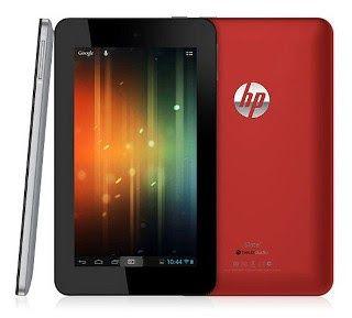 تستعد شركة HP لإطلاق تابلت جديد HP Slate 8 Pro، مزود بمعالج 1.8 جيجا هرتز نيفيديا تيغرا 4 رباعي النوى مع نظام تشغيل .Android 4.2 Jelly