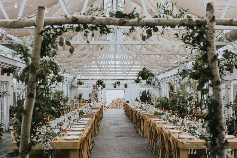Marri Tom Wedding At Audrey S Farmhouse Greenhouse Wedding
