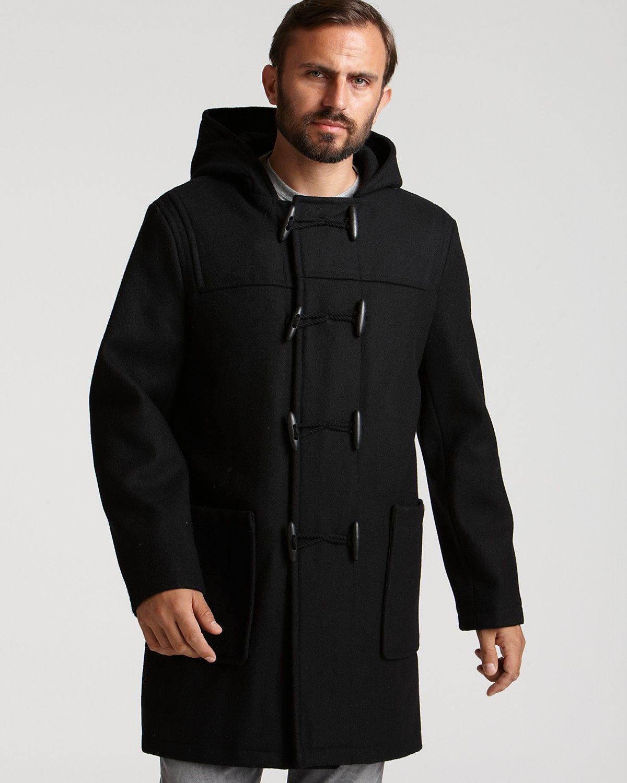 Levi S Wool Melton Toggle Navy Jacket Men Coats Jackets Bloomingdale S Men S Coats And Jackets Navy Jacket Jackets [ 1500 x 1200 Pixel ]