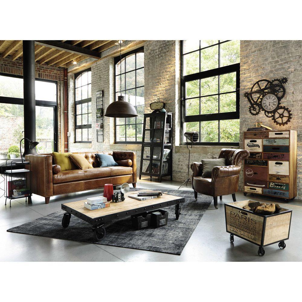 o trouver des caisses en bois et des cagettes wishlist d co maison du monde mobilier de. Black Bedroom Furniture Sets. Home Design Ideas