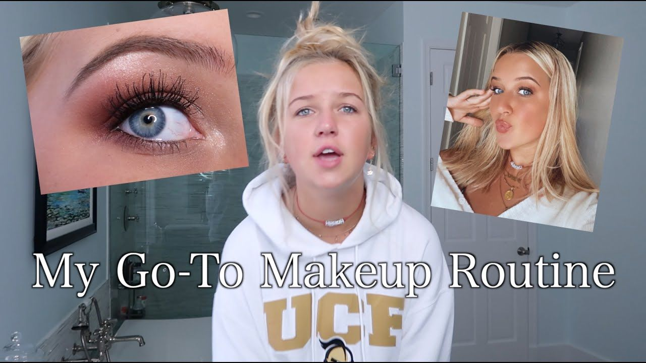 My Go To Makeup Routine Grwm Youtube In 2020 Makeup Routine Makeup Function Of Beauty To mp3, mp4 in hd quality. pinterest