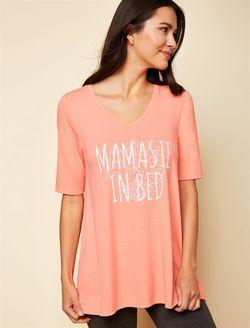 0f545dfae0 Mamaste In Bed Nursing Sleep Top