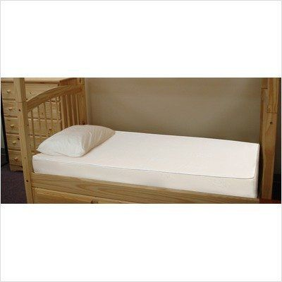 Bundle 35 Bunk Bed Mattress Set Of 2 By Eclipse Perfection Rest