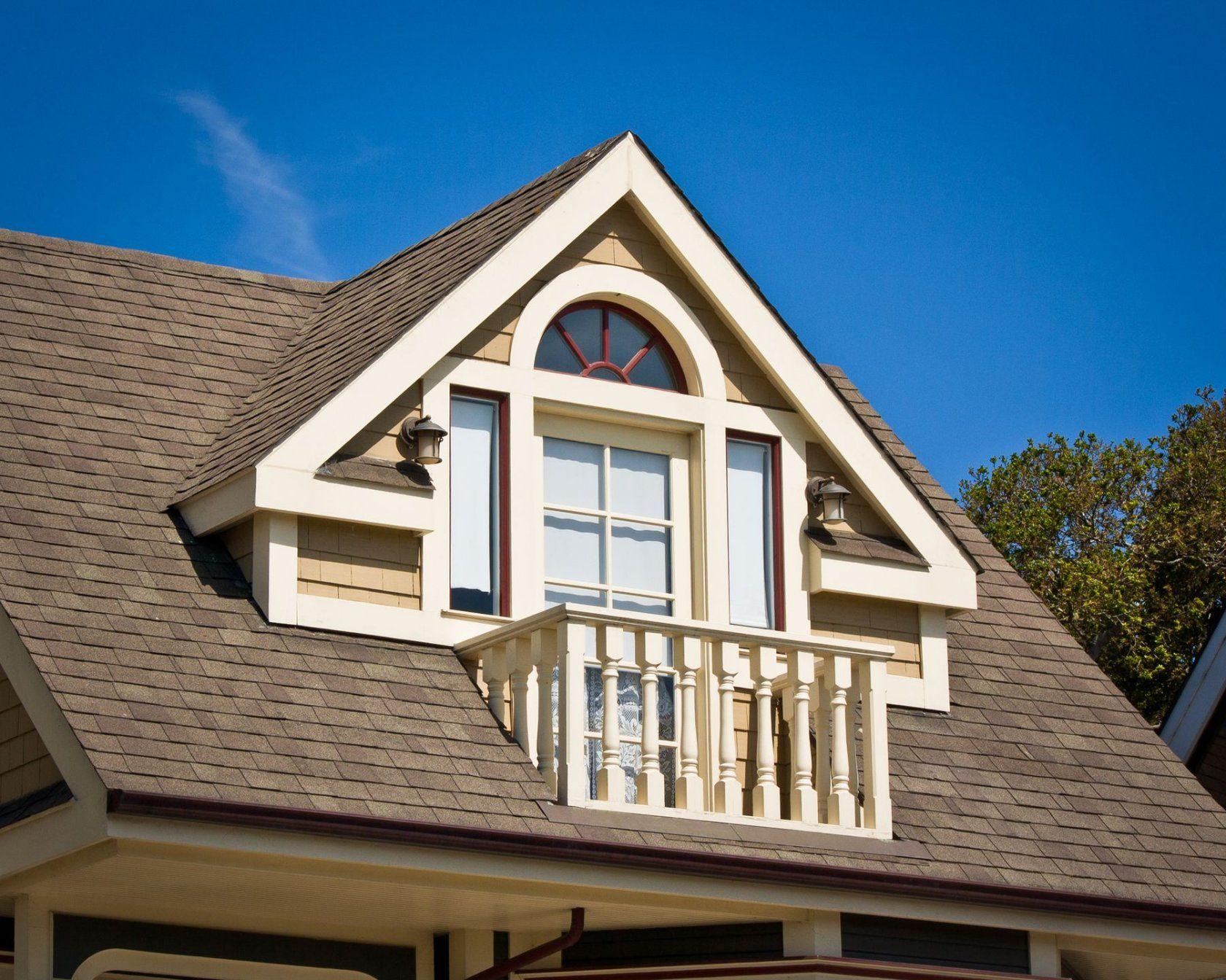 крепкого, окна на крыше мансарды фото дом