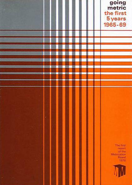 Ken Garland Associates Graphic Design Metrication Board Poster Design Design Designgeschichte