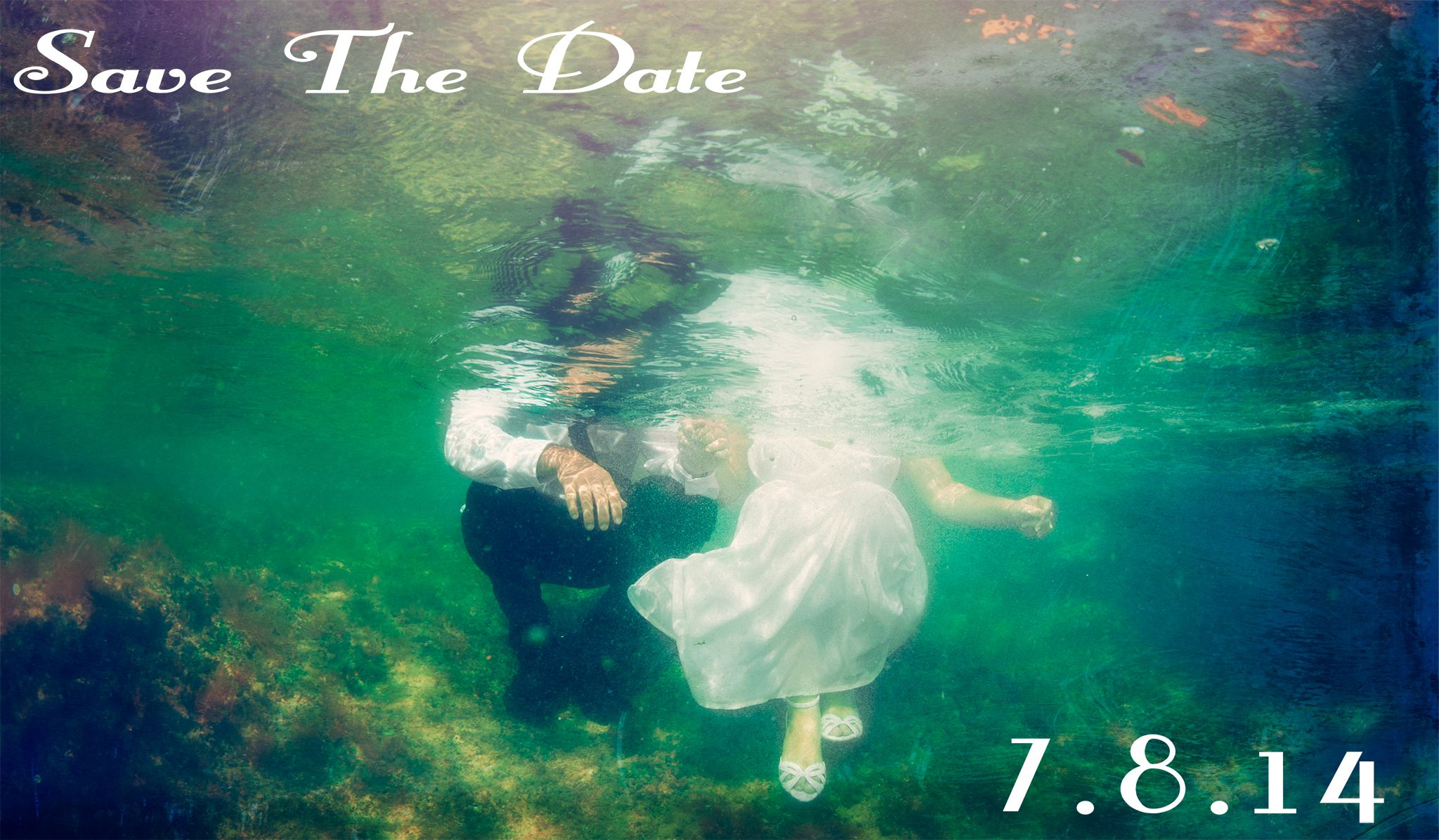 #Wedding #Save_The_Date