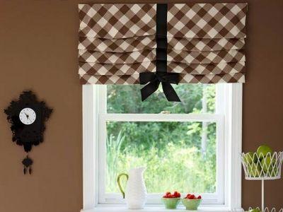 Very easy diy valances to make window treatment