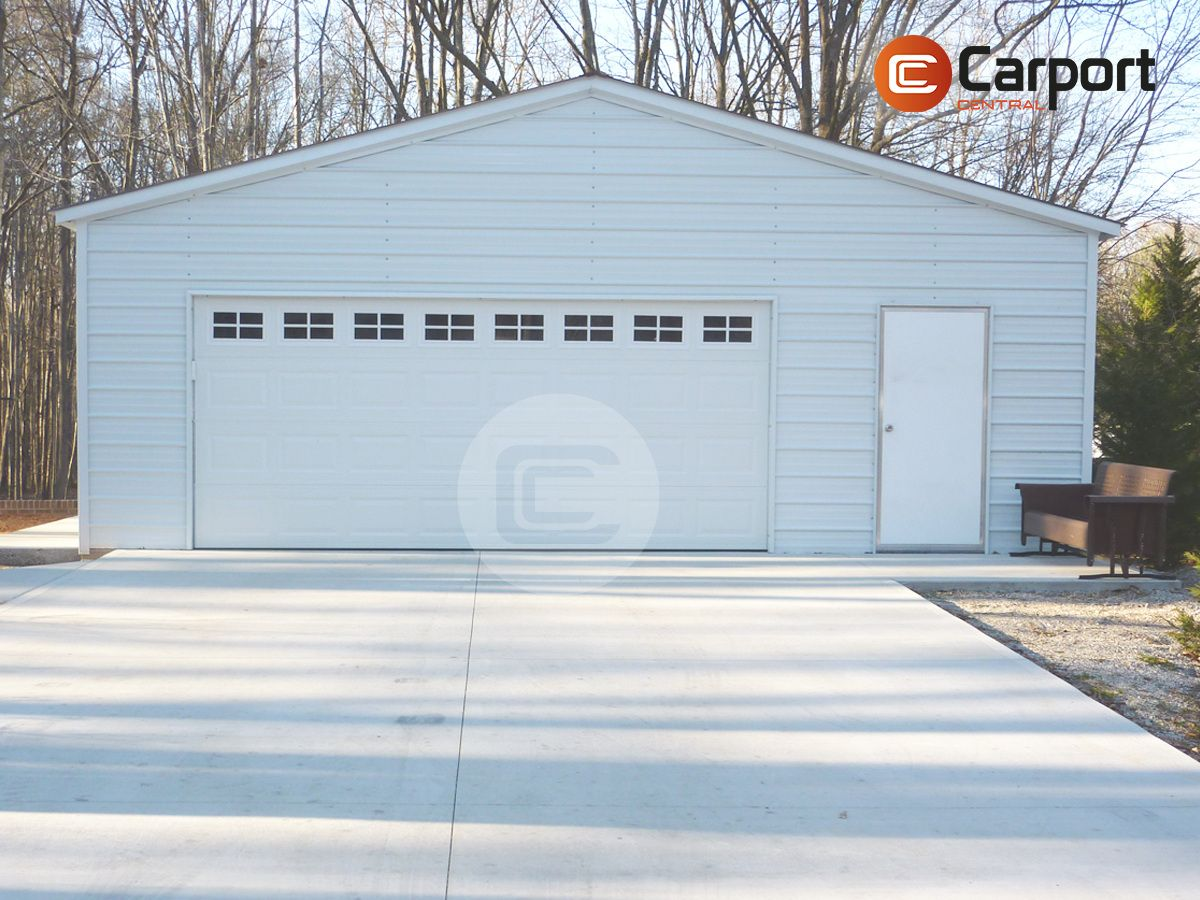 Midwest Steel Carports 2020 in 2020 Metal building