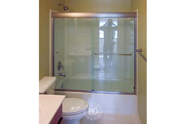 Semi Frameless Sliding Doors For Tubs Glass Shower Doors Shower Doors Frameless Sliding Doors