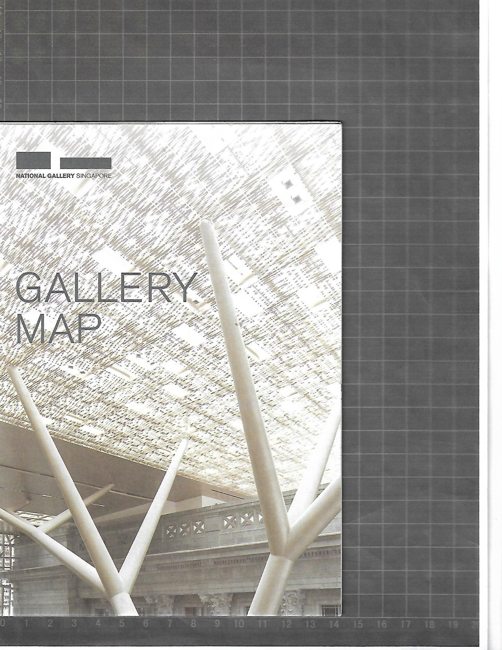 Gallery Map Of National Gallery Singapore Map Gallery Decor