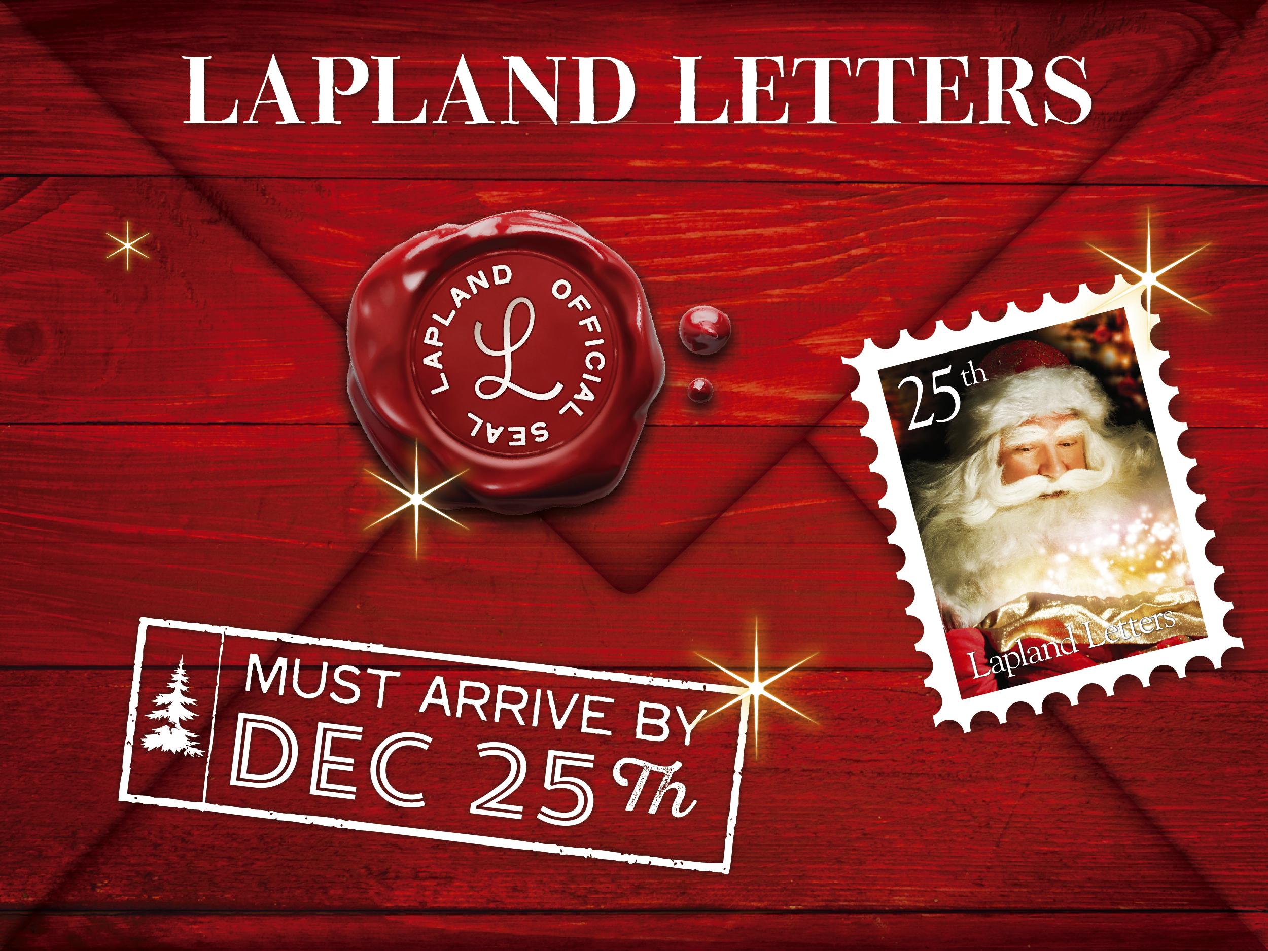 Magical Santa Letter