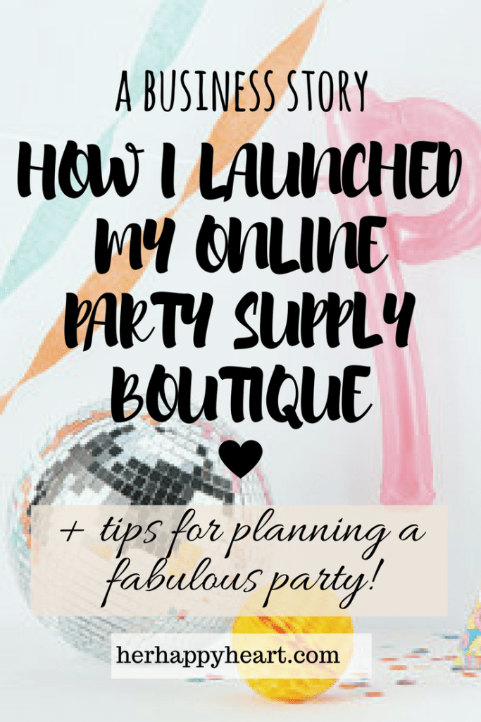 featuring favor lane party boutique tips for party planning