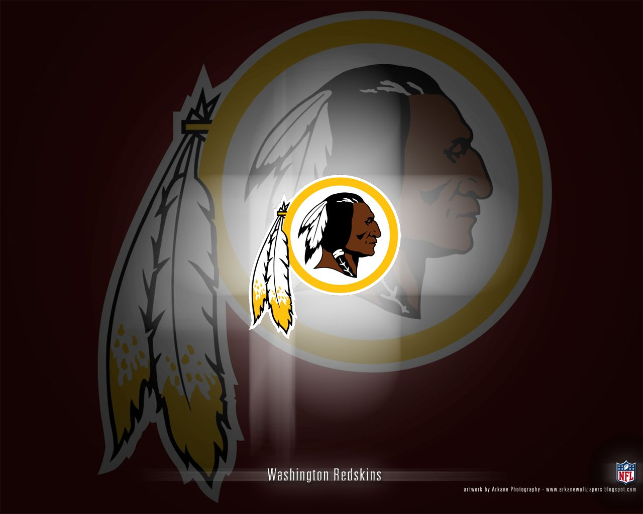 Black skins background Washington Redskins Pinterest