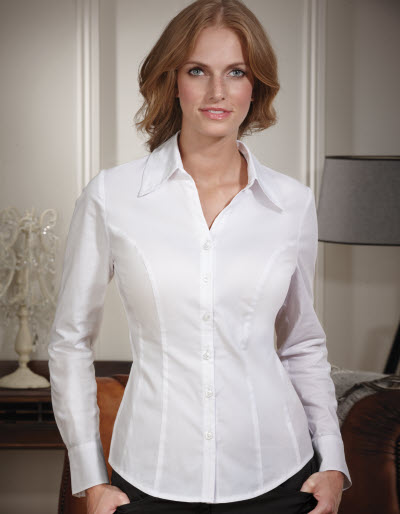 the classic shirt from pepperberry a line for ladies with