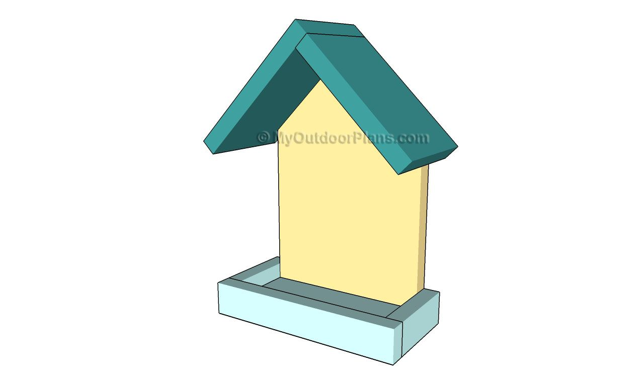 Simple Bird House Plans Baloo The Builder And World Conservation Award Bird Feeder Plans Woodworking Shop Plans Woodworking