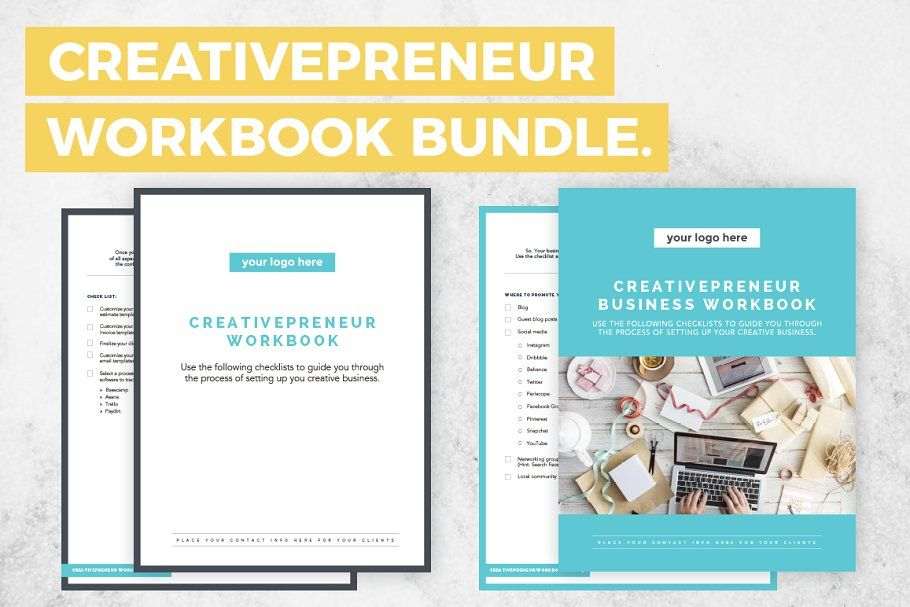 BUNDLE! Creativepreneur Workbooks #Sponsored , #Startup#Workbooks#Creativepreneur#styles
