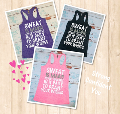 This Crazy Life...Michelle Underwood Designs: Strong Confident You {Giveaway}