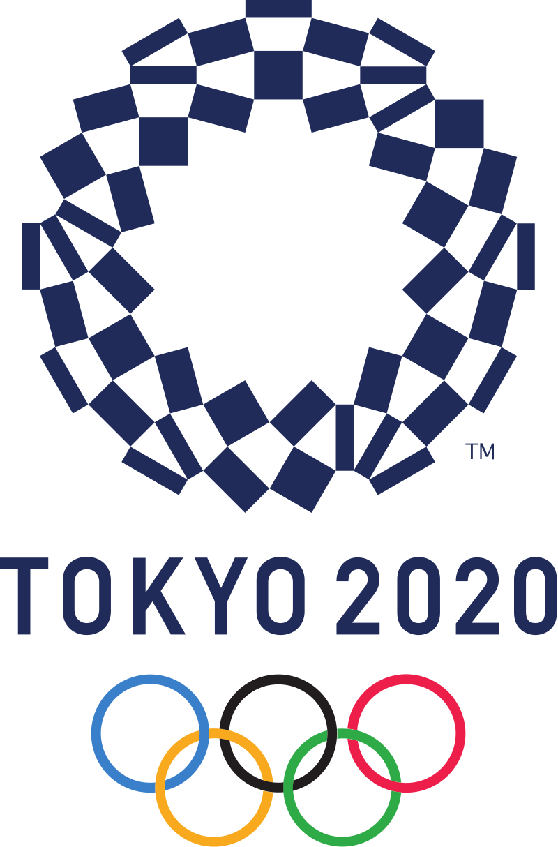 The Tokyo 2020 Olympic Champions Olympic logo, Japan