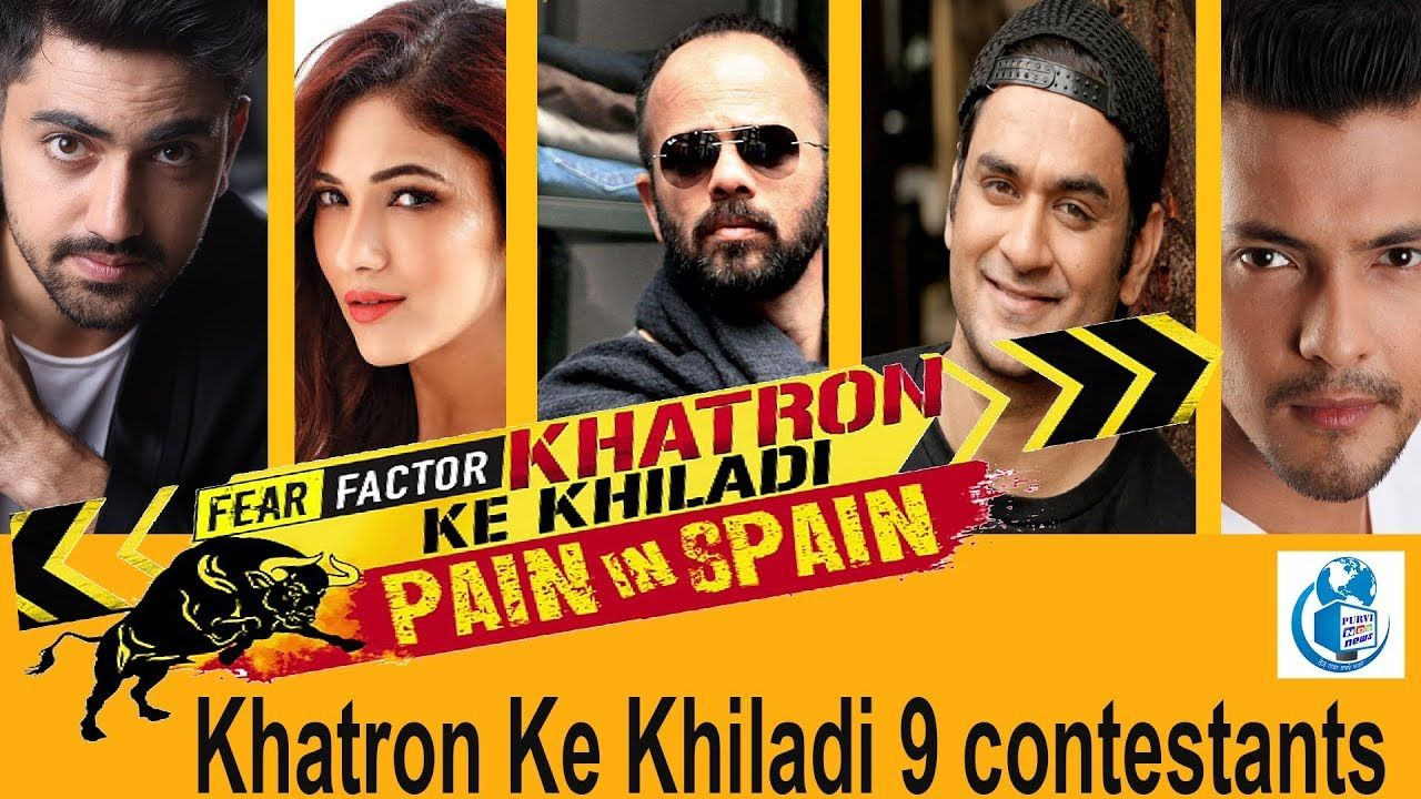 Khatron Ke Khiladi 9 Grand Launch Part 1 Rohit Shetty