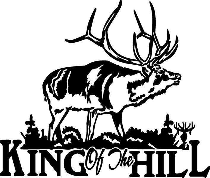 Deer Hunting Logos | deer hunting decal sticker 05 | Hunting ...