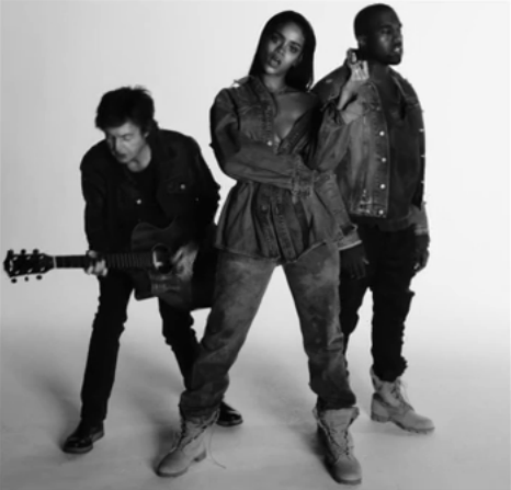 Fourfiveseconds Of Kanye West At The Grammys Paul Mccartney Kanye West Paul Mccartney Rihanna Music Videos