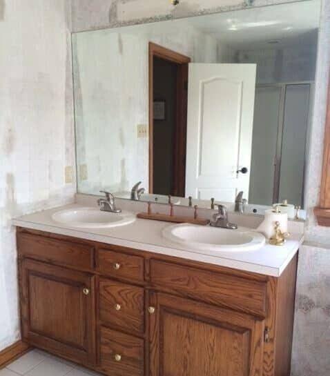 Bathroom Before — Bathroom Interior in Sewickley PA ...