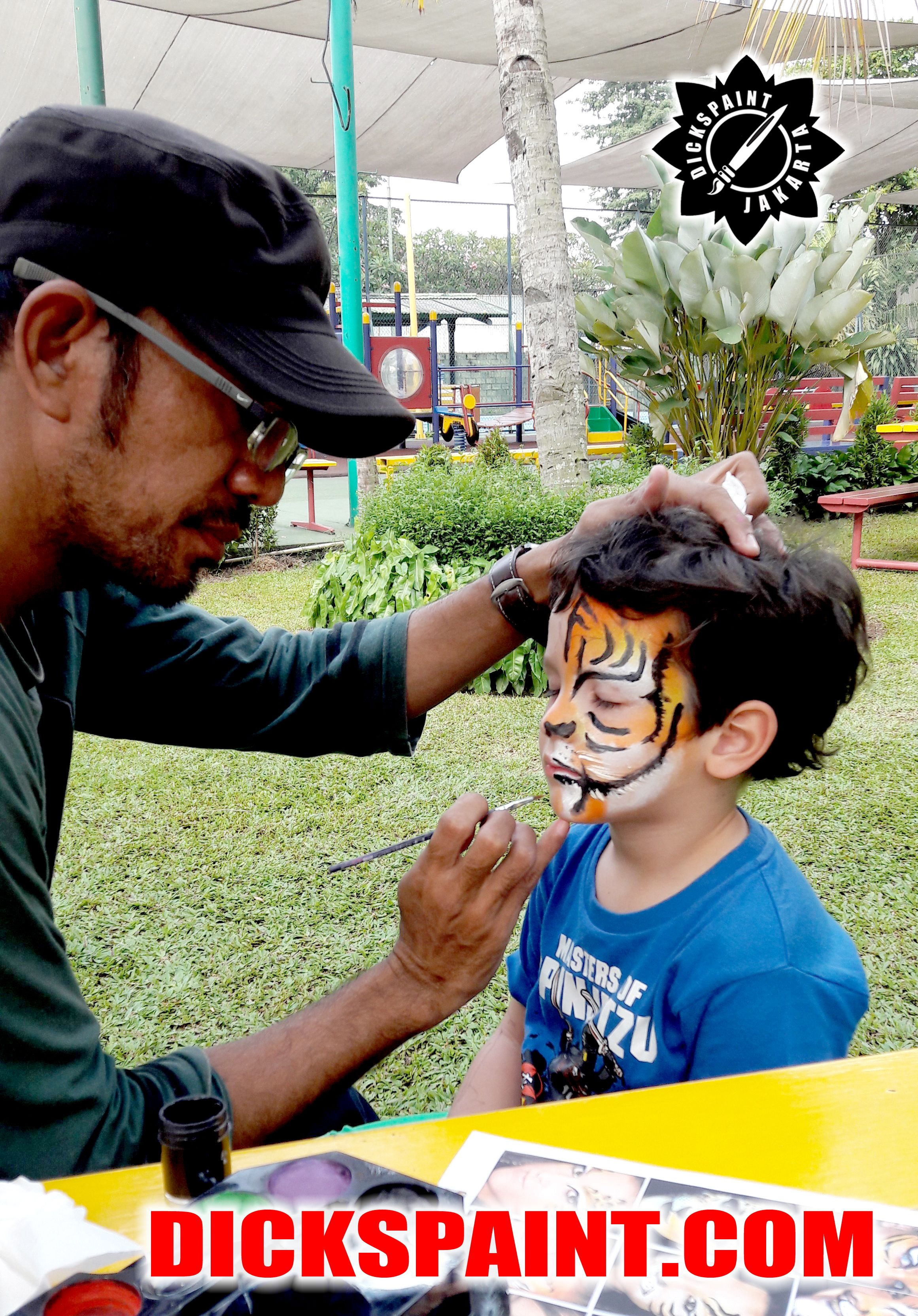 Face Painting Ulang tahun Anak di Kemang Jakarta