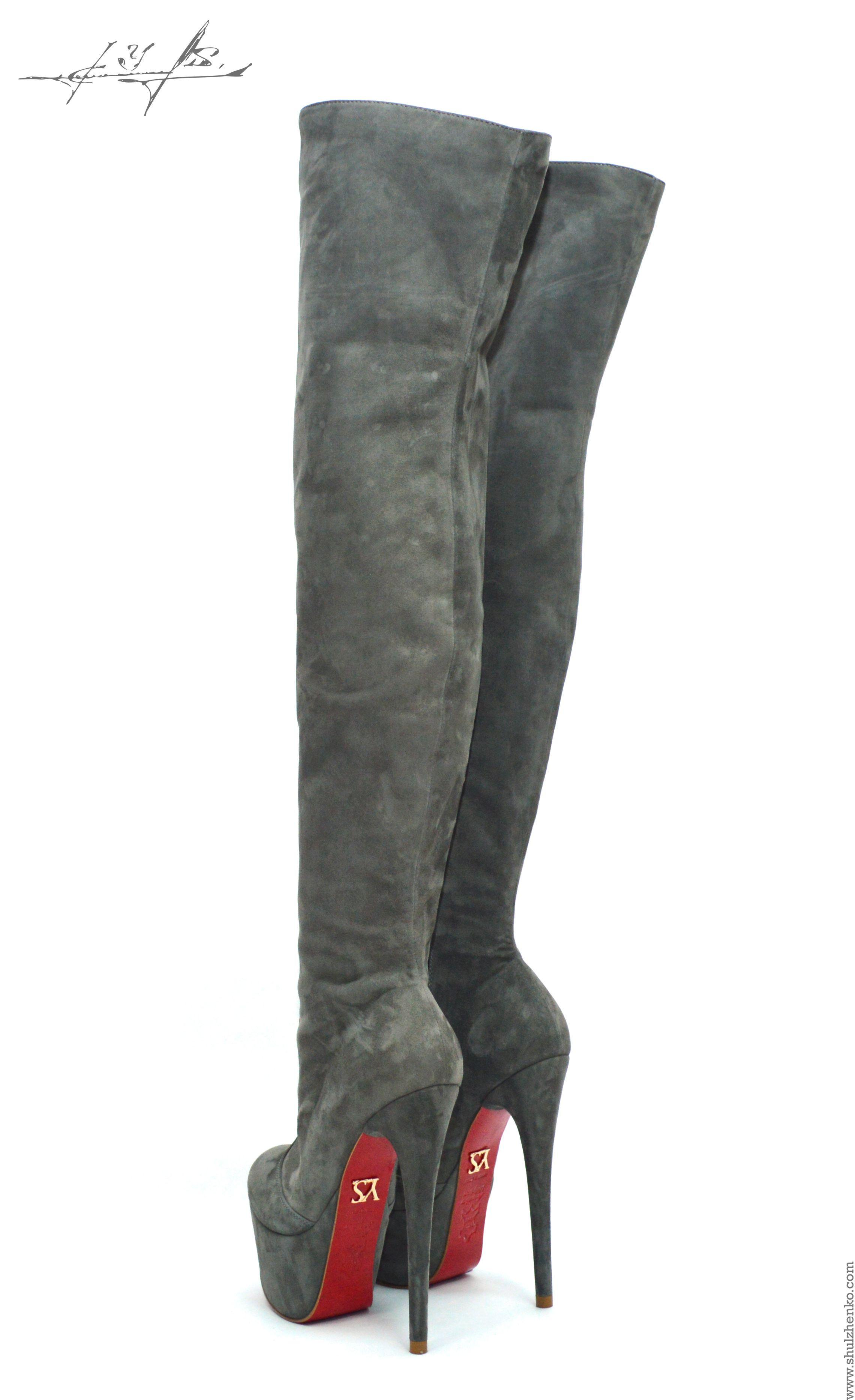 Sexy Lace Femmes Long Bottes hiver Place talon haut Cuissardes Bottes Scrub femme Bottes Taille 34-43,noir,41