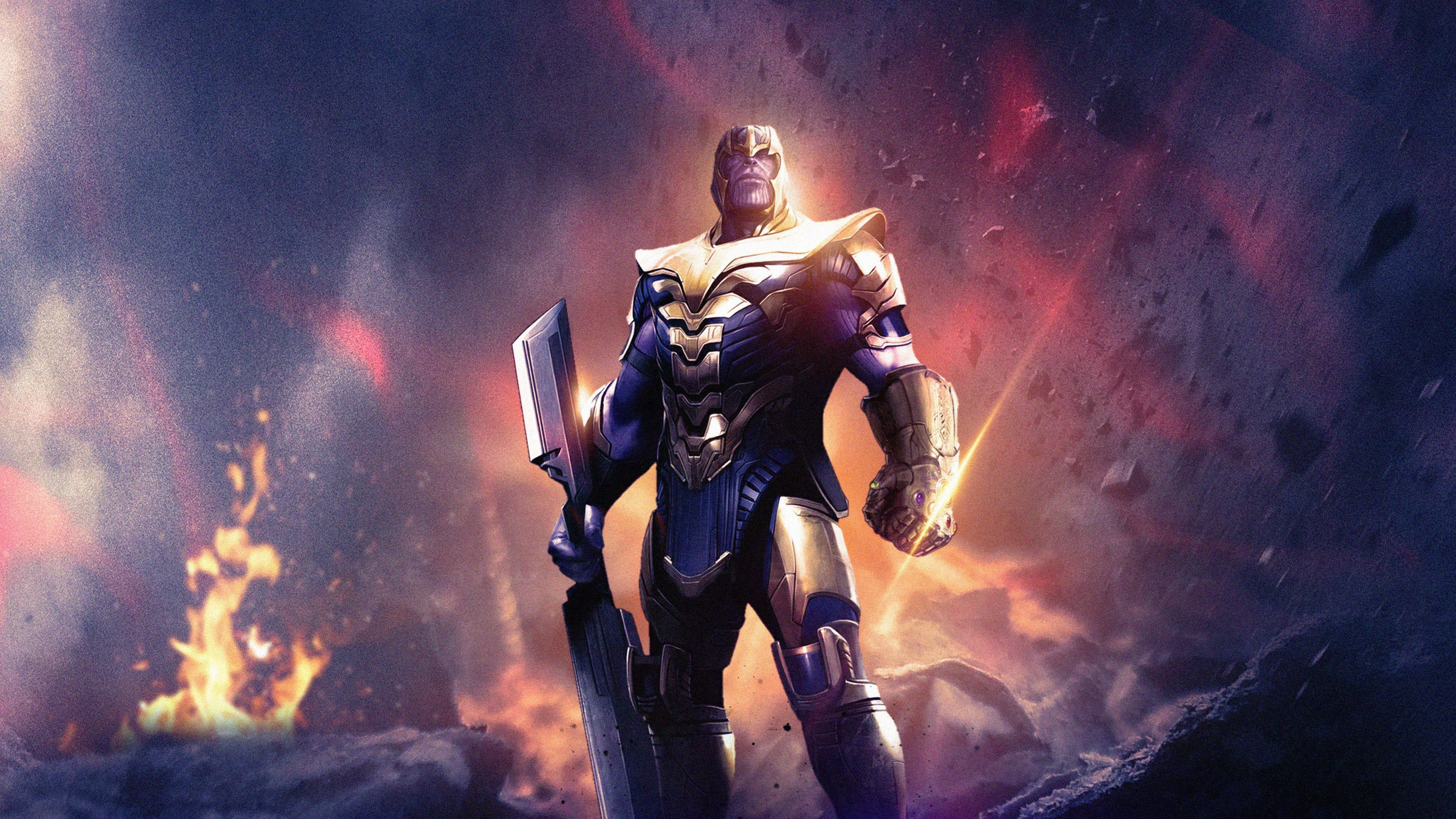 Thanos Wallpaper 4k Pc Ideas In 2020 Avengers Movies Hd Movies