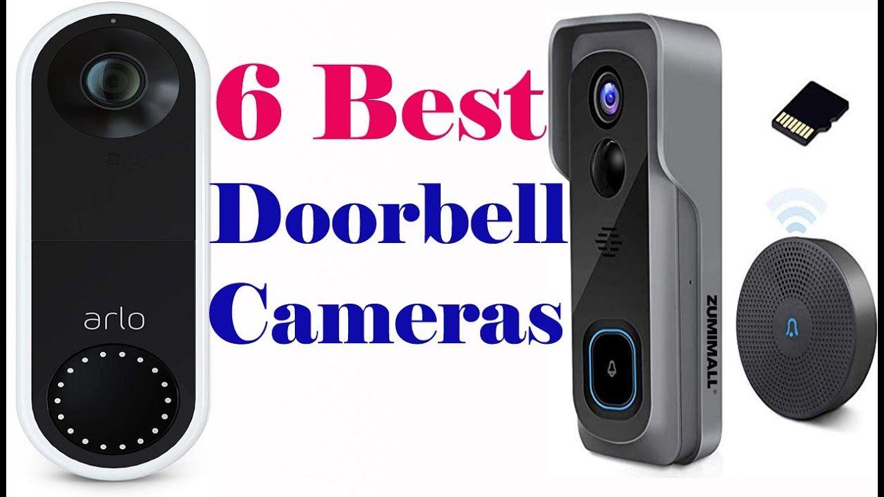 6 Best Doorbell Camera For Home Assistant Wireless Wifi Doorbell Camera In 2021 Wifi Doorbell Doorbell Camera Video Doorbell