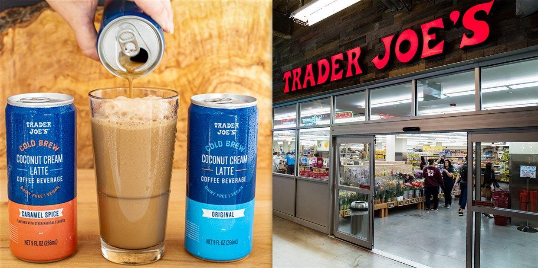 best trader joe's coffee creamer