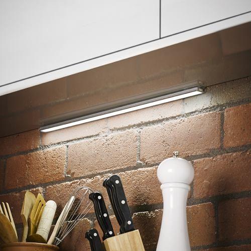 60 El10135 Led Under Cabinet Light  Lighting Pelmet Cornice Entrancing Kitchen Lighting Under Cabinet Design Ideas