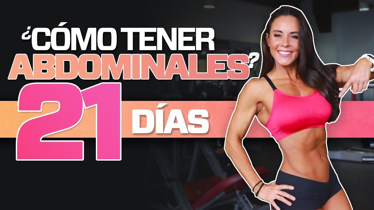 Marca Tu Abdomen En 21 Dias Fitness Body Workout Videos Fitness