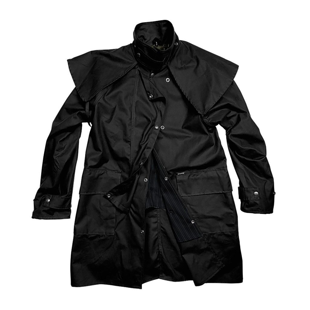 Driza-Bone  - Short Coat - Black