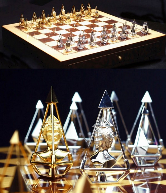 Luxuous Chess Board