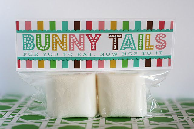 Easter treat easter bunny and favors easter treat gift ideasparty negle Gallery