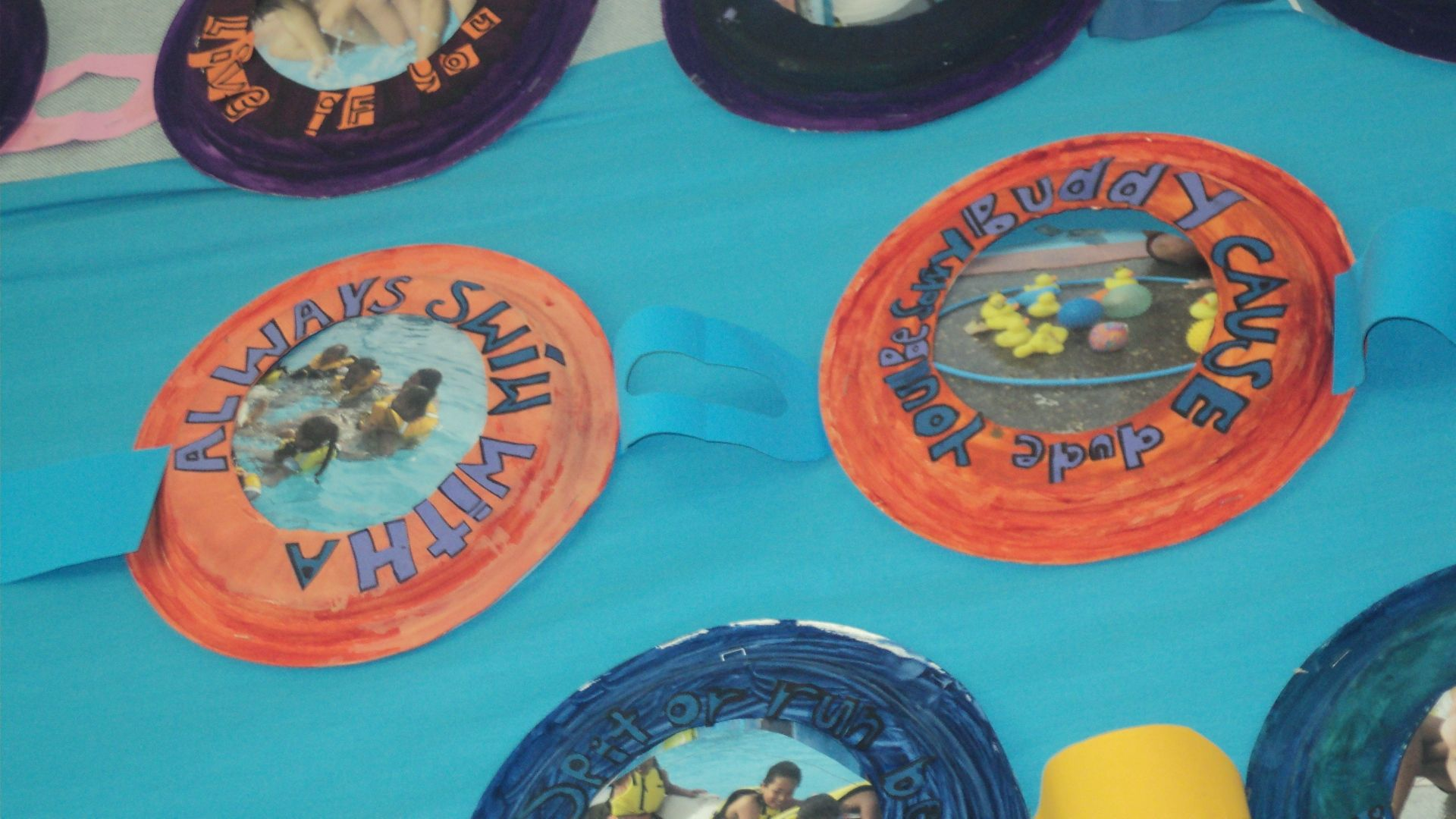 Another Paper Plate Display This Time We Re Sharing Our