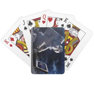 TLI Astronaut Playing Cards