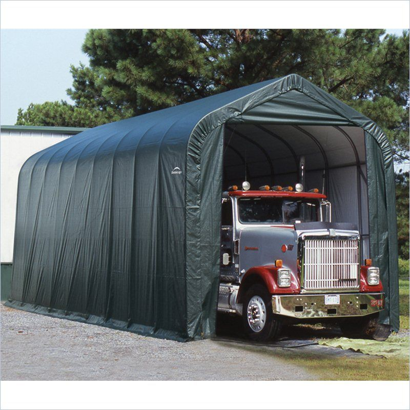 Lowest price online on all ShelterLogic 14x28'x12' Peak