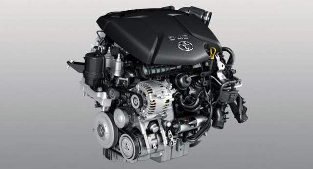 toyota pickup diesel engine
