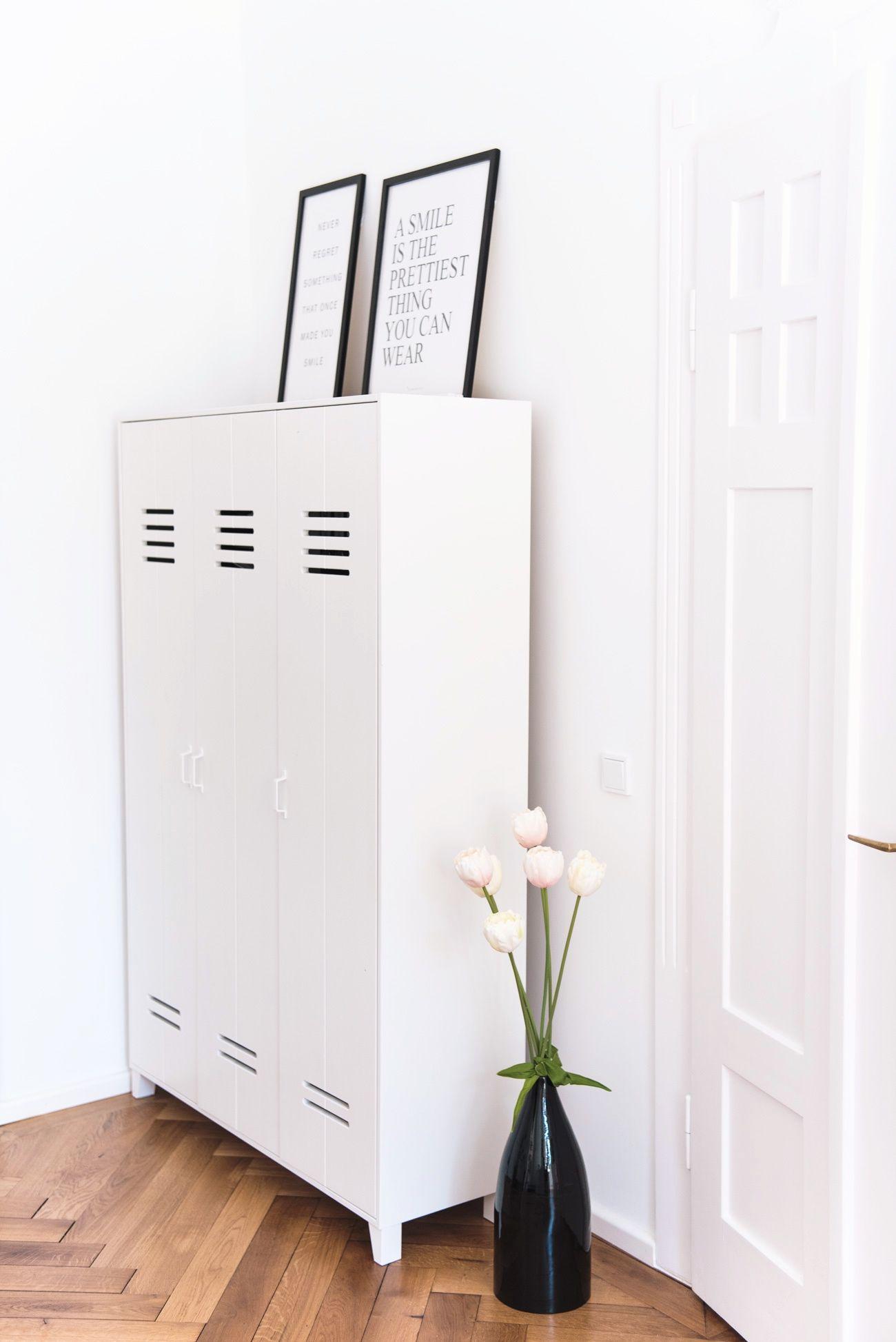 Interior: Unser Flur und das Badezimmer   Interiors, Storage and ...