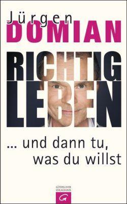 Richtig Leben Von Jurgen Domian Buchrezension Frozen S Corner Leben Bucher Erfulltes Leben
